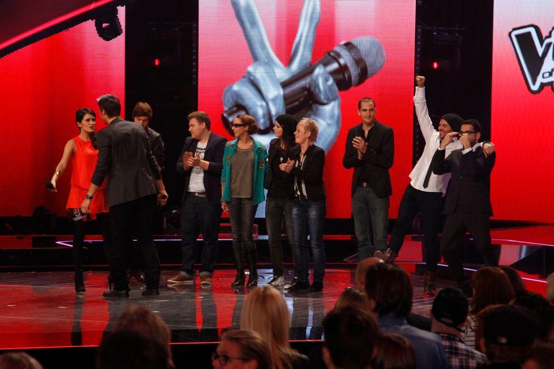 voice9thevoiced0g6086jpg - Bildquelle: ProsiebenSat1/Richard Hübner