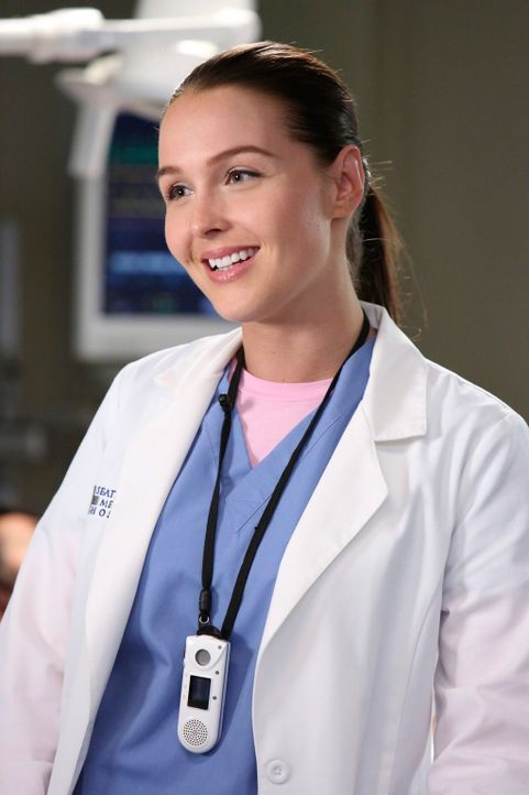 Neu im Seattle Grace Hospital: Assistenzärztin Dr. Jo Wilson (Camilla Luddington) ... - Bildquelle: ABC Studios