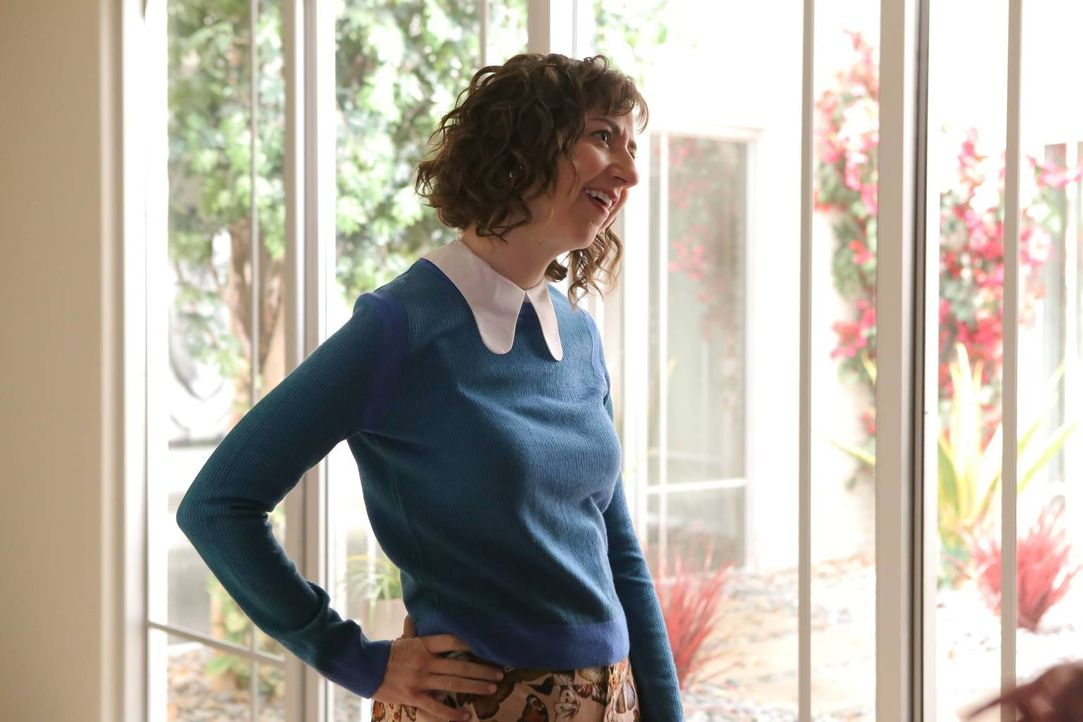 Wie wird Carol (Kristen Schaal) auf das ständige Streichespielen von Mike und Tandy reagieren? - Bildquelle: 2015-2016 Fox and its related entities.  All rights reserved.