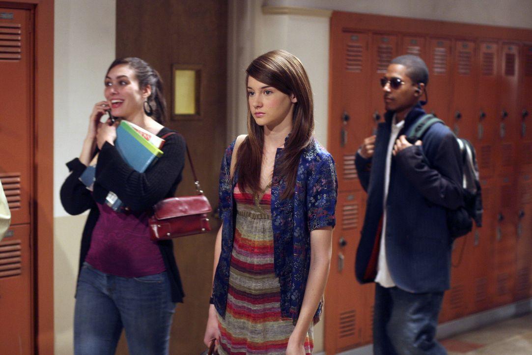Amy (Shailene Woodley, M.) muss ihren Freundinnen etwas beichten - bringt sie die schockierende Neuigkeit über ihre Lippen? - Bildquelle: ABC Family
