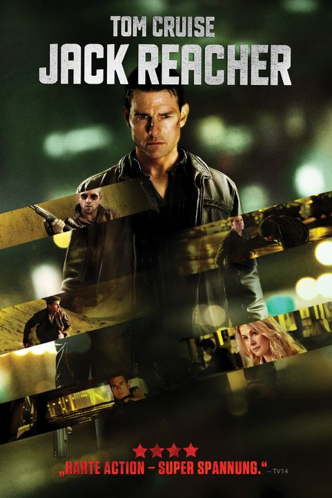Jack Reacher - Plakatmotiv - Bildquelle: Karen Ballard MMXII Paramount Pictures Corporation. All Rights Reserved.