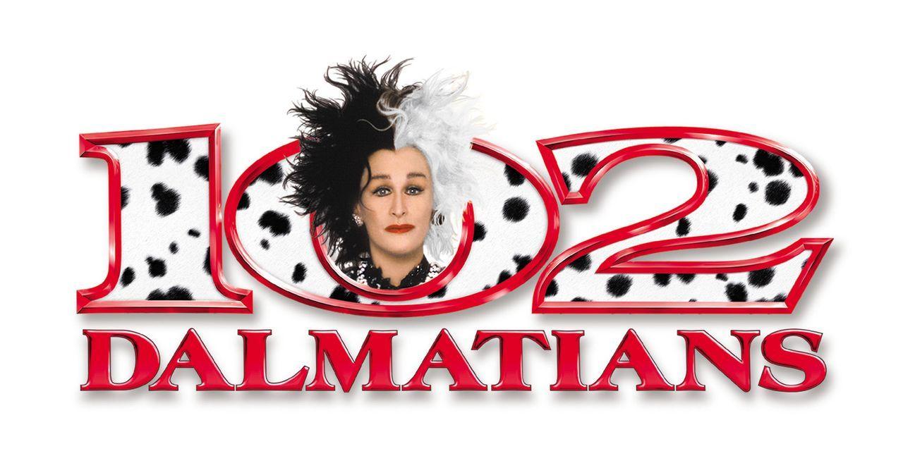 102 DALMATIANS - Logo - Bildquelle: Walt Disney Pictures