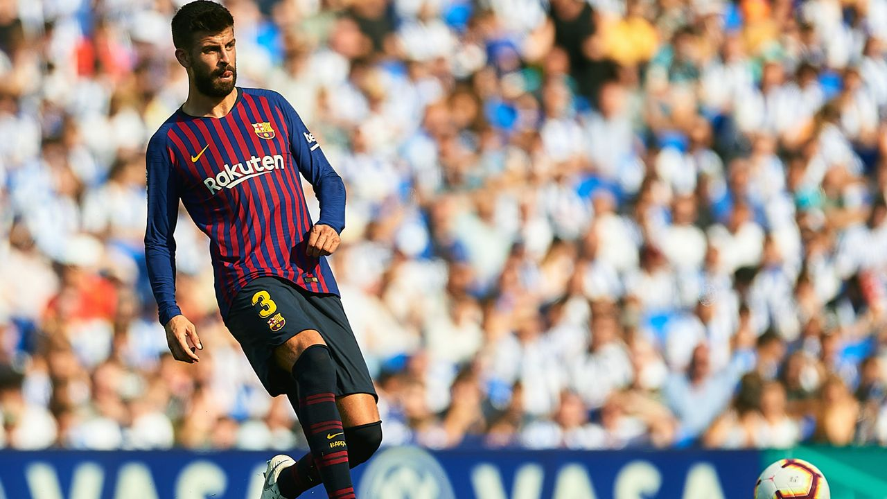 Gerard Pique - Bildquelle: 2018 Getty Images