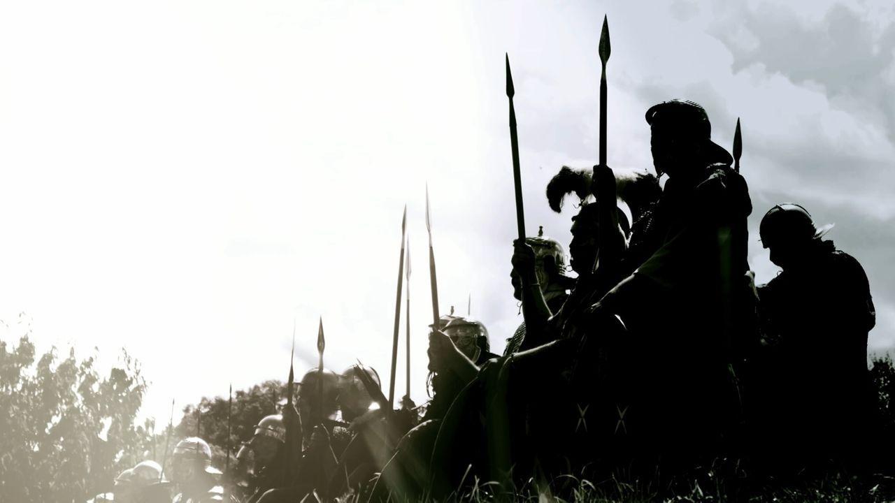 Wer war der wahre König Artus? Diese Episode beschäftigt sich mit König Artus und den heldenhaften Rittern der Tafelrunde. - Bildquelle: TCB Media Rights Ltd.