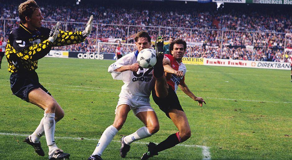 Die Karriere des Peter Bosz - Bildquelle: imago sportfotodienst