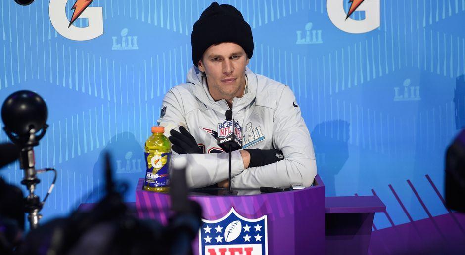 Schlechte Omen für die Patriots: Sechs Statistiken die für eine Super Bowl-Niederlage sprechen - Bildquelle: 2018 Getty Images