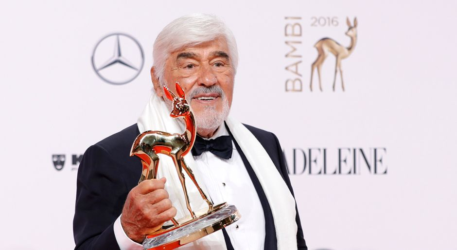 Mario Adorf - Bildquelle: Getty Images