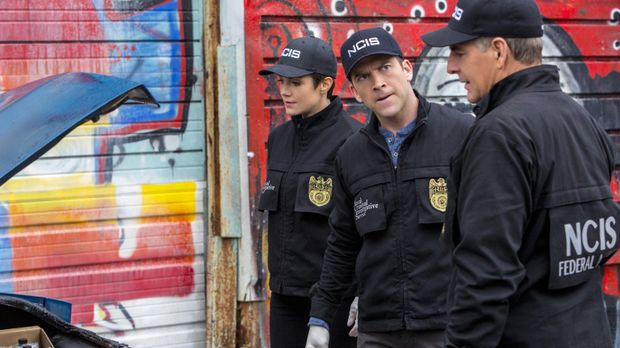 Ein neuer Mordfall wartet auf Pride (Scott Bakula, r.), Brody (Zoe McLellan,...