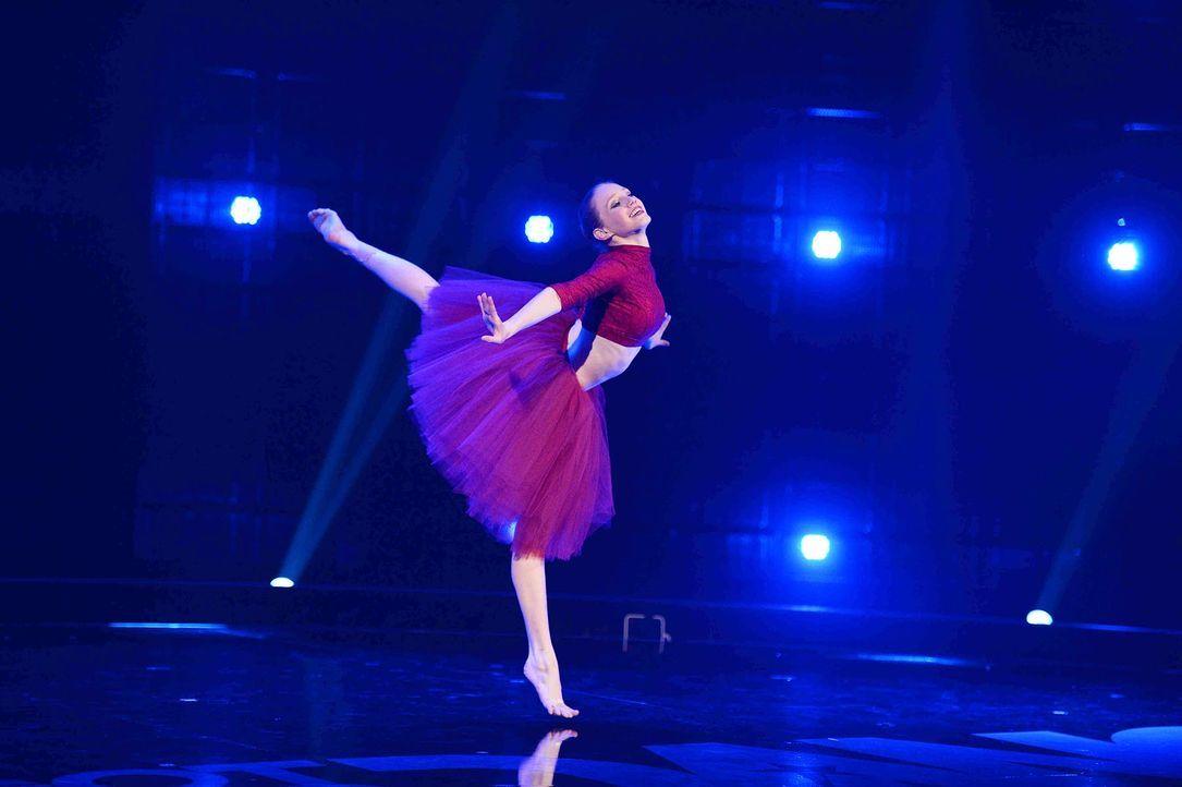 Got-To-Dance-Hannah-Felsberger-03-SAT1-ProSieben-Willi-Weber-TEASER - Bildquelle: SAT.1/ProSieben/Willi Weber