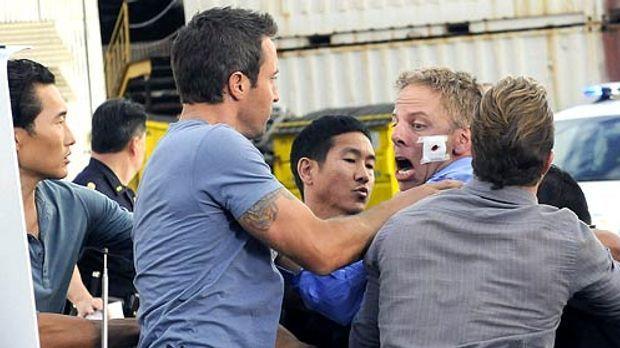Hawaii Five-0 - Die Ermittlungen im neuen Fall erweisen sich für Chin (Daniel...