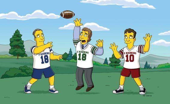 Die Simpsons - Bart muss beim Spielen erkennen, dass Lisa und Maggie etwas ve...