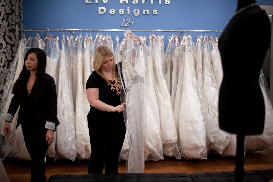 Auch für den kleinen Geldbeutel gibt eine riesige Auswahl an Kleidern ... - Bildquelle: TLC