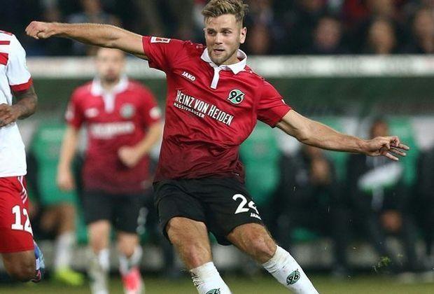 Niclas Füllkrug mit einem Hattrick für Hannover 96