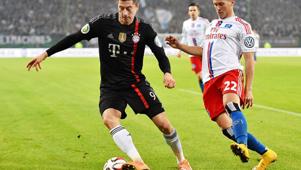Fc Bayern München Gegen Hamburger Sv Live