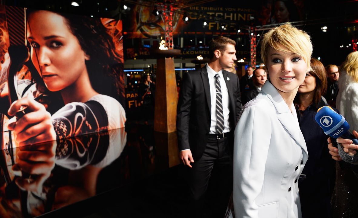 Hunger-Games-Catching-Fire-Deutschland-Premiere-21-AFP - Bildquelle: AFP