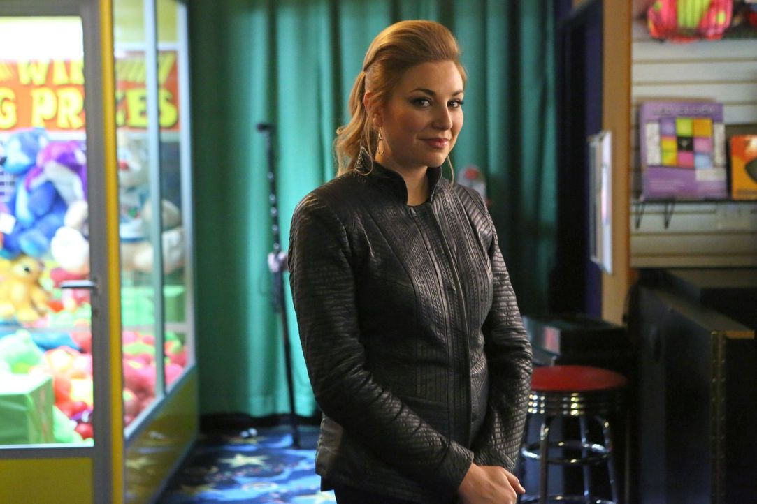 Hat sie sich mit ihrem Vorhaben, Kimmie zu verkuppeln, etwa ein Eigentor geschossen? Kendall (Kate Jenkinson) ... - Bildquelle: Warner Brothers