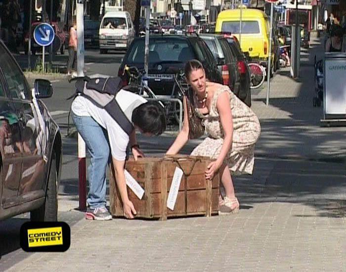 comedystreet-st-04-epi-03-grab-simon-gosejohann-12-prosiebenjpg 700 x 550 - Bildquelle: Guido Ohlenbostel ProSieben
