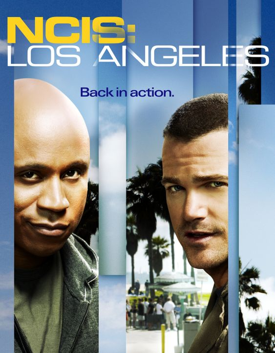 (3. Staffel) - Ermitteln in einer Undercovereinheit in Los Angeles, die dem Naval Criminal Investigative Service angehört: Special Agent G. Callen (... - Bildquelle: CBS Studios Inc. All Rights Reserved.
