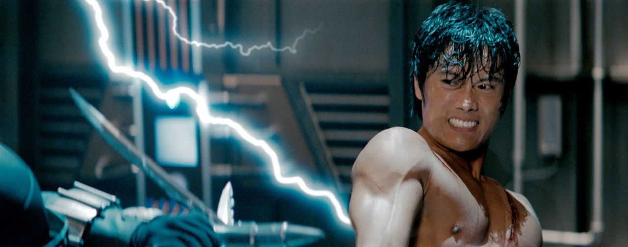 Kennt kein Pardon: Storm Shadow (Byung-hun Lee) ... - Bildquelle: 2009 Paramount Pictures Corporation. All Rights Reserved. Reserved.