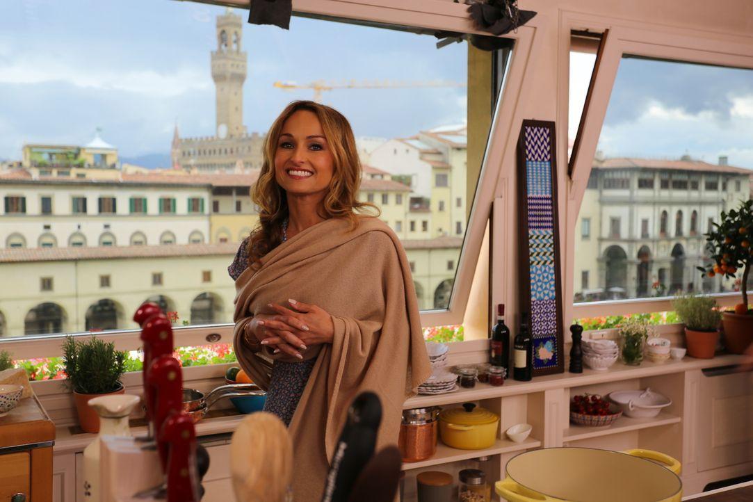 Ihre große Leidenschaft ist das Kochen: Giada De Laurentiis ... - Bildquelle: 2016,Television Food Network, G.P. All Rights Reserved