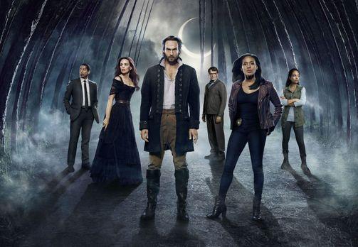 Sleepy Hollow - (2. Staffel) - Im Kampf gegen die vier Reiter der Apokalypse...