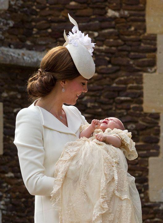 Taufe-Prinzessin-Charlotte-15-07-05-20-AFP - Bildquelle: AFP