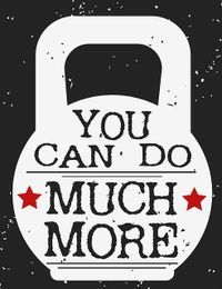 You can do much more