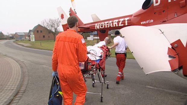 Schwerverletzte Personen, ungewöhnliche Unfallorte und Menschen in Ausnahmesi...