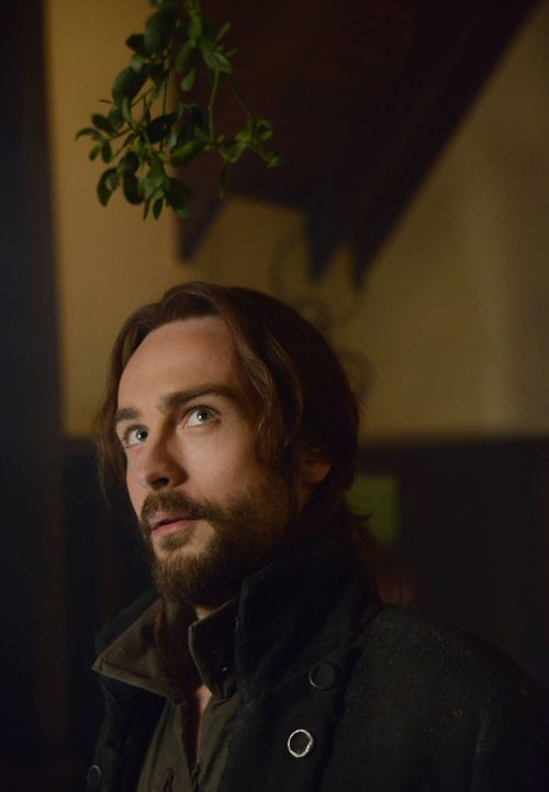 Da Ichabod Crane (Tom Mison) herausfinden möchte, was mit seinem Sohn passiert ist, bittet er Henry Parrish um Hilfe ... - Bildquelle: 2013 Twentieth Century Fox Film Corporation. All rights reserved.