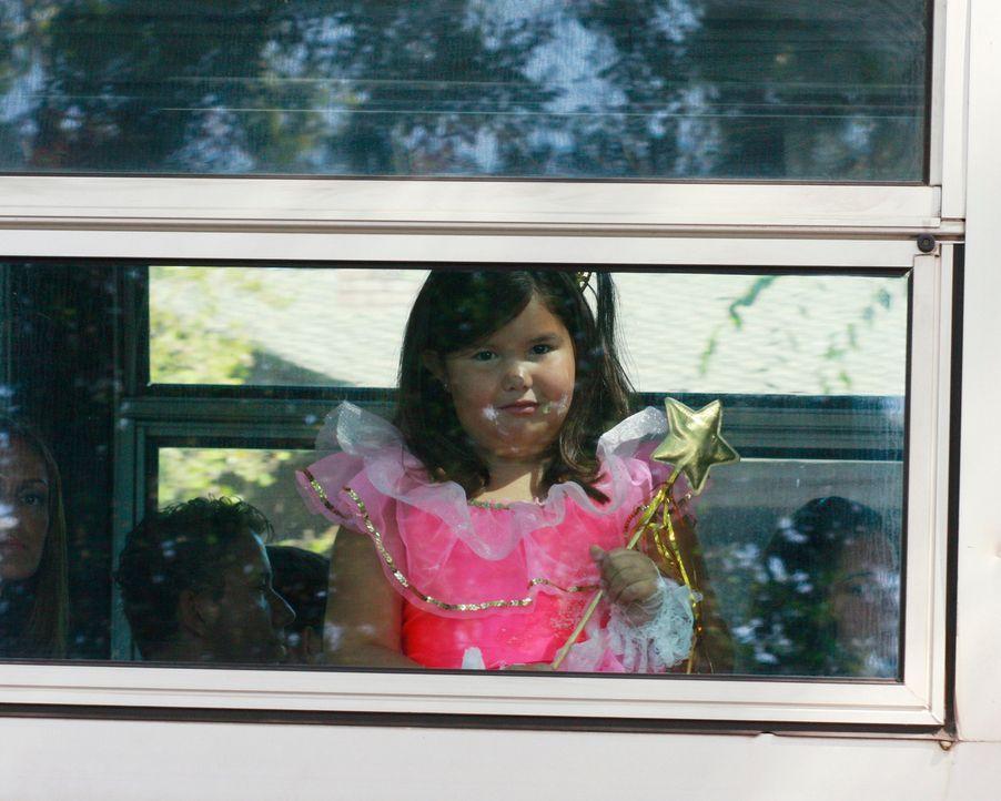 Weiß, wie sie ihre Mama austricksen kann: Juanita (Madison De La Gaza) ... - Bildquelle: ABC Studios