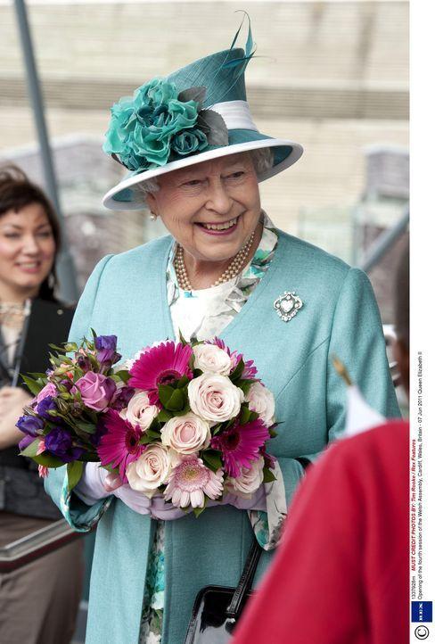 Queen Elizabeth II  - Ein Leben für Großbritannien - Bildquelle: Tim Rooke / Rex Features INFINITY VIDEO LTD