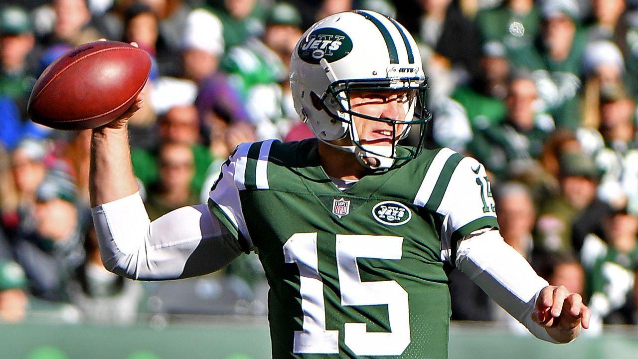 Platz 28: New York Jets - Bildquelle: 2018 Getty Images