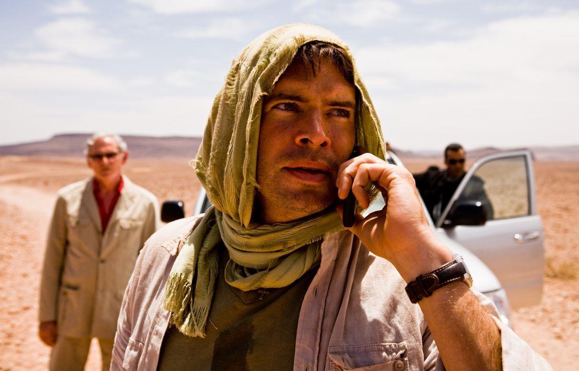 Wurde mal wieder von Tess gelinkt: FBI-Agent Sean Daley (Scott Foley) ... - Bildquelle: 2008 Templar Productions (Muse) Inc. All Rights Reserved
