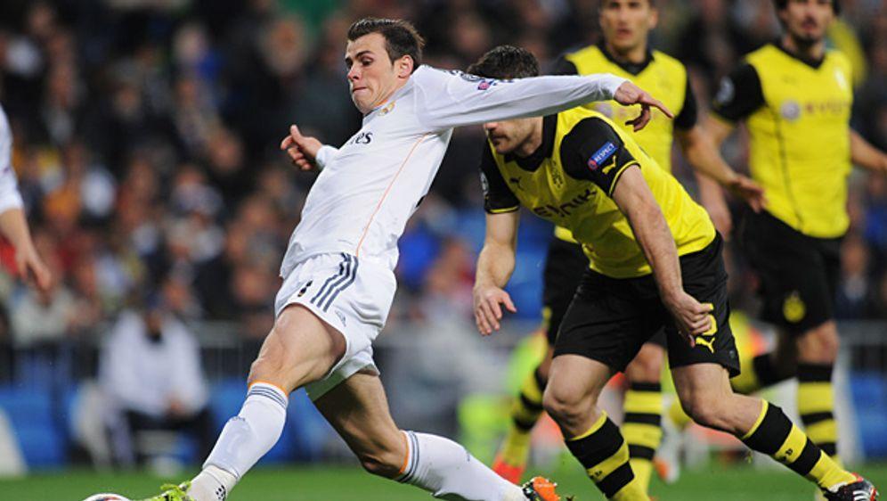 Real Madrid Vs Borussia Dortmund Live Di Maria Fällt Aus