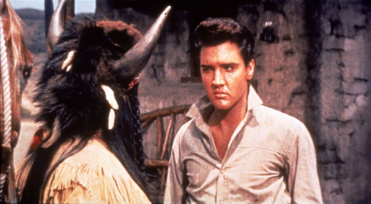 Pacer Burton (Elvis Presley) - Bildquelle: 1960 Twentieth Century Fox Film Corporation.  ELVIS and ELVIS PRESLEY are trademarks of ABG EPE IP LLC.  Rights of Publicity and Persona Rights: Elv