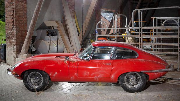 Mission Impossible: Restauration eines Jaguar E-Type von 1966 - Bildquelle: k...