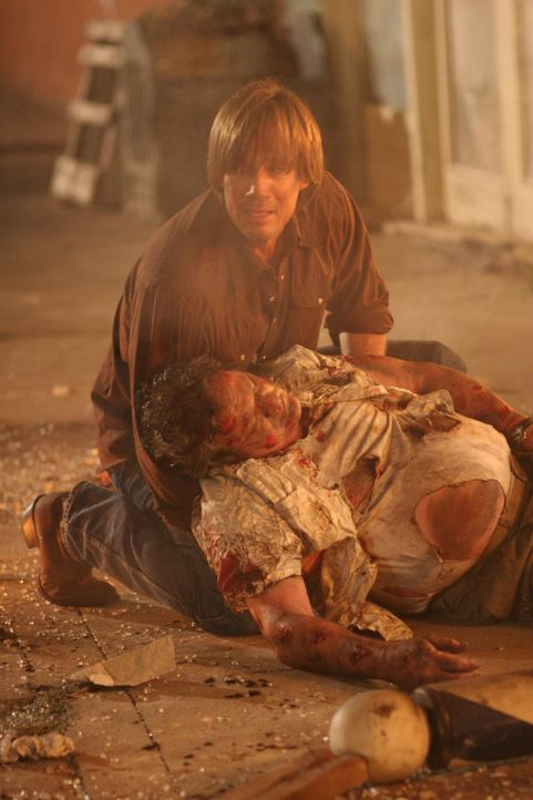 Nimmt den Kampf gegen eine Schlägerbande auf, die in seiner Heimatstadt für Unwesen sorgt: Nick (Kevin Sorbo, oben) ... - Bildquelle: 2007 Metro-Goldwyn-Mayer Home Entertainment LLC and Sony Pictures Home Entertainment Inc. All Rights Reserved.
