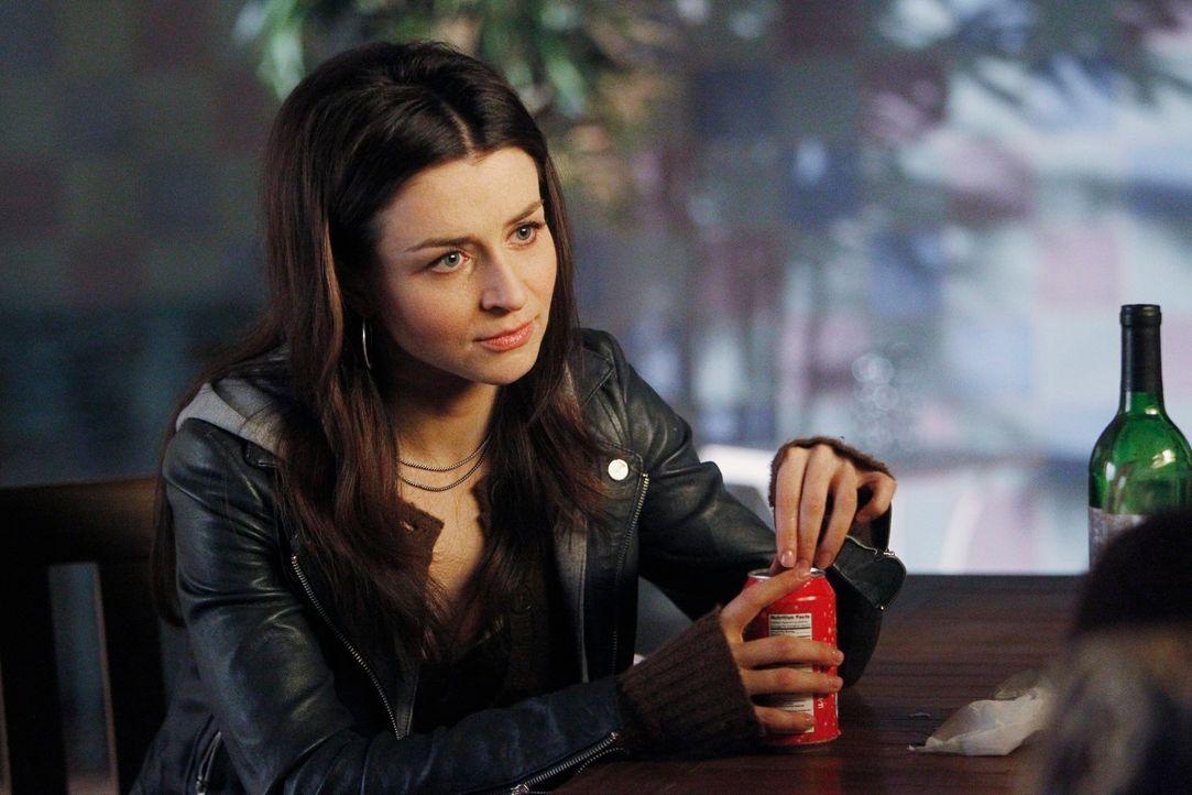 Steckt in einer Zwickmühle: Amelia (Caterina Scorsone) ... - Bildquelle: ABC Studios