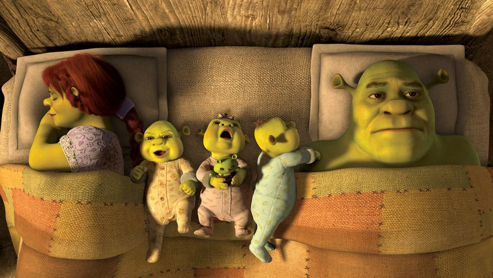 Für immer Shrek - Bildquelle: 2012 DreamWorks Animation LLC. All Rights Reserved.