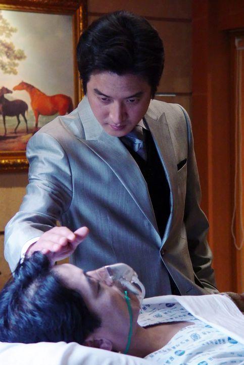 Als der Direktor der Myung-Sun Foundation stirbt, soll sein ältester Sohn die Firma leiten, doch dieser fällt nach einem dubiosen Autounfall ins K... - Bildquelle: Splendid