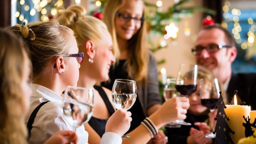 Weihnachtsessen für 10 Personen: Rezepte und Ideen - Bildquelle: Kzenon - Fotolia
