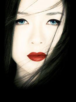 Die Geisha - Sayuri Nitta (Ziyi Zhang) musste als Kind das Elternhaus verlass...
