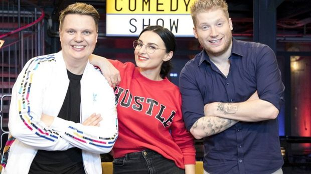 Die Comedy Show - Die Comedy Show - Das Kann Nicht Wahr Sein, Oder Etwa Doch?