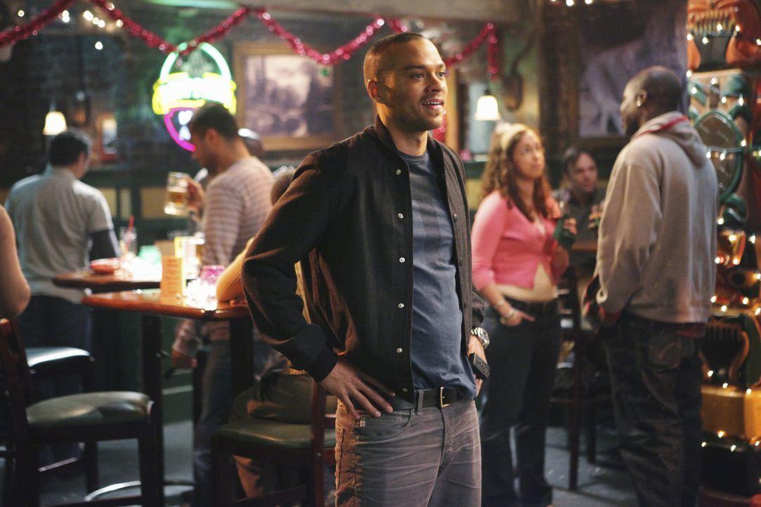 Hat einen harten Arbeitstag hinter sich: Jackson (Jesse Williams) ... - Bildquelle: ABC Studios