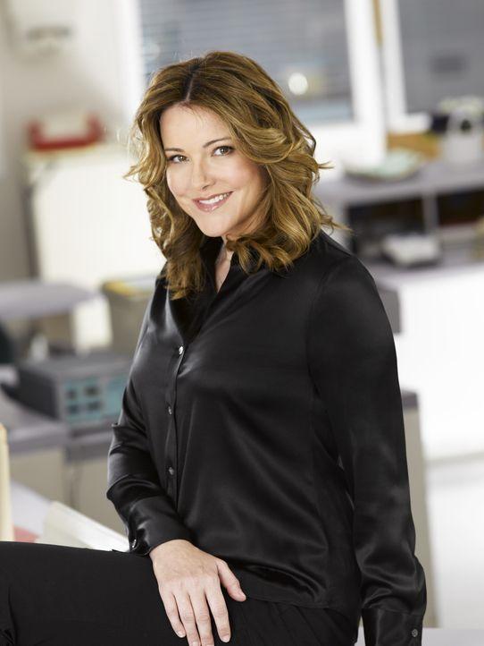 (6. Staffel) - Jordan Sullivan (Christa Miller), Aufsichtsrätin des Krankenhauses, ist eine der wenigen, die ihrem Ex-Ehemann Dr. Cox die Stirn biet... - Bildquelle: Touchstone Television