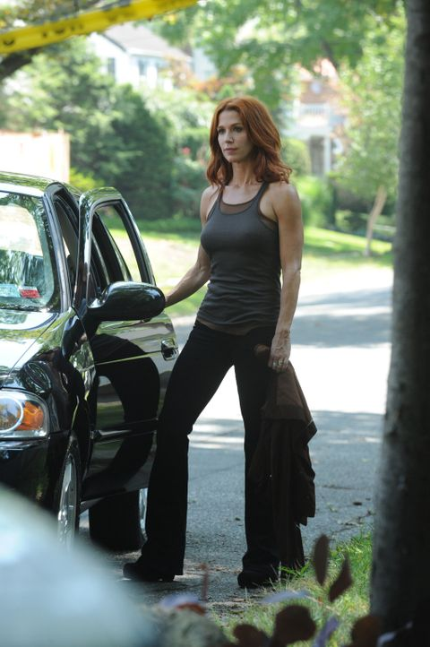 Versucht, einen neuen Mordfall aufzudecken: Carrie (Poppy Montgomery) ... - Bildquelle: Sony Pictures Television Inc. All Rights Reserved.