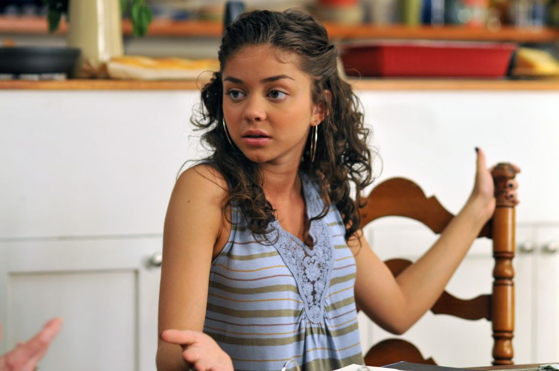 Macht es ihrer Mutter nicht immer leicht: Maddie (Sarah Hyland) ... - Bildquelle: NBC, Inc.