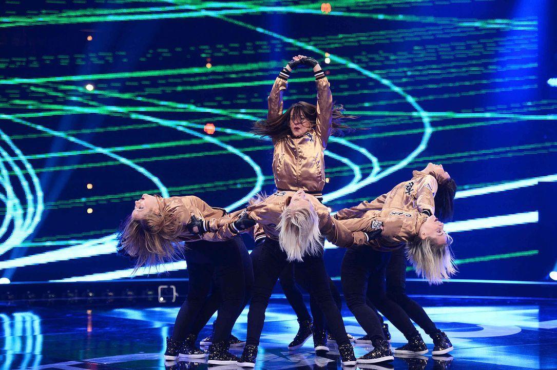 Got-To-Dance-Bronx-Sistas-09-SAT1-ProSieben-Willi-Weber - Bildquelle: SAT.1/ProSieben/Willi Weber