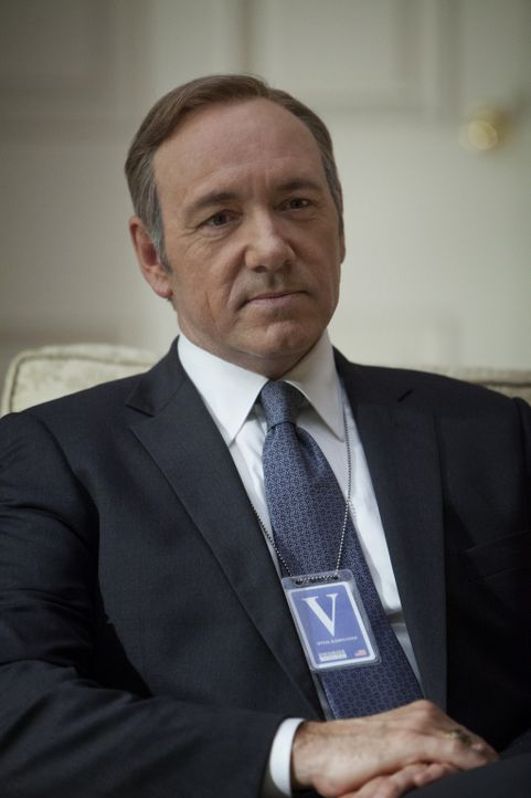 Underwood (Kevin Spacey) kann es nicht glauben, dass ihn seine Frau hintergangen hat. Als er sie zu Rede stellt, macht er ihr deutlich, was er in Wi... - Bildquelle: 2013 MRC II Distribution Company L.P. All Rights Reserved.