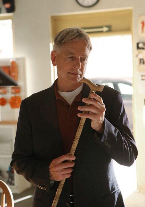 Die Beisetzung seines Vaters führt Gibbs (Mark Harmon) in seine Heimatstadt, wo er von Erinnerungen überflutet wird ... - Bildquelle: CBS Television